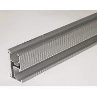 Silver Solar Roof Mounting Rail With Anodized AL600-T5 Aluminum Manufactures