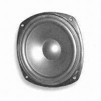 6.5-inch Car Speaker with 20W Rated Power Manufactures