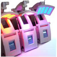 Red Blue PDT LED Light Therapy Machine For Skin Care Skin Rejuvenation Non Invasive Manufactures