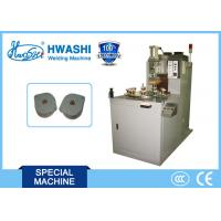 AC Pulse/ Medium Frequency Automatic Spot Welding Machine For Commutator Manufactures