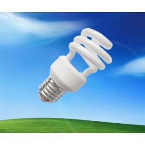 Spiral 9W 15W 26W 12V 24V 36V DC Eco Electronic Energy Saving Bulbs Manufactures