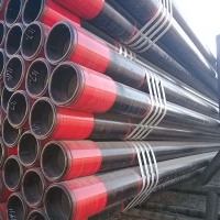 Oil And Gas Well Casing Tube API 5CT N80 K55 OCTG Casing Tubing And Drill Pipe Manufactures