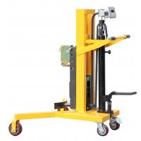 Pedaled Hydraulic Drum Lift Equipped , 450Kg Drum Lifting Devices Manufactures