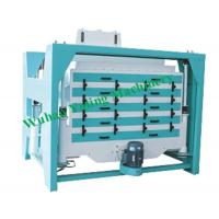 Double Rotary Rice Length Grader White Rice Grading Screen 8-10 Tons Per Hour Manufactures