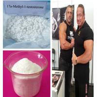 Bodybuilding Raw Testosterone Powder 17a - Methyl -1- testosterone for Male Muscle Enhancement Manufactures