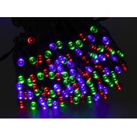 Quality Mini Solar LED String Lights / Solar Powered Garden Fairy Lights For Xmas Party for sale