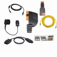 BMW OBD Diagnostic Tools ICOM Interface with OBD Vehicle Connector ICOM A / B / C Manufactures