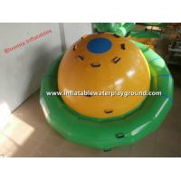 Quality Aqua Park Inflatable Saturn Rocker , Blow Up Toy Inflatable Water Saturn for sale