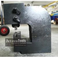 hydraulic puncher for channel steel, jeteco tools brand hydraulic hole punch tool, portable hydraulic puncher machine