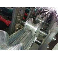 CSA Freeway Two Waves Guardrail Roll Forming Machine by Panasonic PLC Control Manufactures