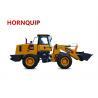 4*4 2500 kg Front End Loader 2.5 Ton Medium Sized Wheel Loader Manufactures