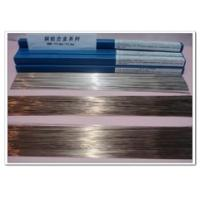 China copper-hafnium tungsten copper soldering copper pipe copper sheet copper hafnium alloy brazing filler solder low weld on sale