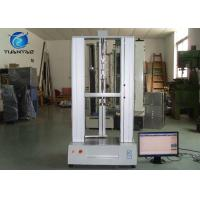 Quality High Precision Tensile Testing Machine Double Column For Metal / Plastic Materials for sale