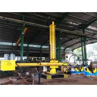 Welding Manipulator Column Boom 5000mm Stroke Lincoln Welder Fix Rotation Manufactures