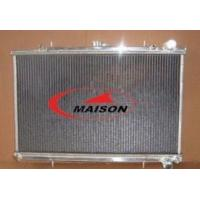 China High performance aluminum radiator for subaru wrx gc8 on sale