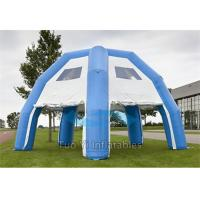 Air Tinght Travel Party Inflatable Tents Marquees Dome With Oxford Cloth Material Manufactures