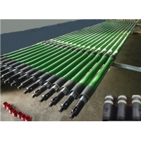 Spray Welding Plunger Oil Well Drilling Pump Oil Production Sucker Rod Pump With Hollow Cylinder Manufactures