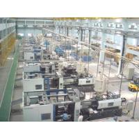High Precision Plastic Injection Molding Equipment , Central Automatic Feeding System Manufactures