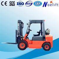 Noelift brand 3tons lift height 6m gas fuel fork popular forklift with side shift Manufactures