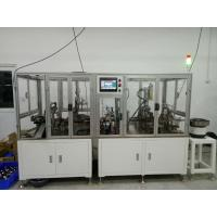 Easy Operation Assembly Automation Equipment , Automated Padded Hose Clamp Manufactures
