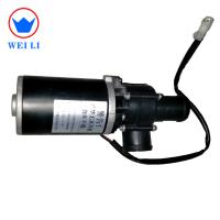 Bus Air Conditioning Water Heater Pump Units 12V 24V DC Centrifugal 1400m3/H Air Volume Manufactures