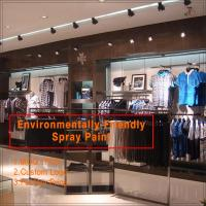 Custom Made Retail Menswear Shop Interior Design Manufactures