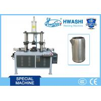 Industrial Stainless Steel Welding Machine , Water Pump Tank Roll Welder Manufactures