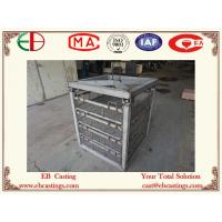 China JIS SUS304 Cr18Ni9 Welding Base Trays For Heat-treating Al Parts EB22283 on sale