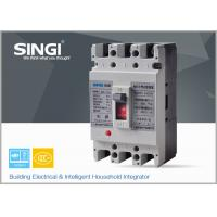 Residential Electric Moulded Case Circuit Breaker with overcurrent protection Manufactures