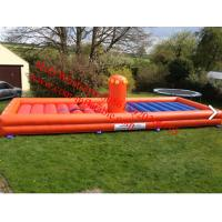 Bungee eliminator run inflatable game Manufactures