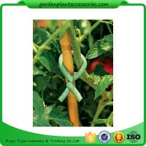 Adjustable Soft Foam Garden Plant Ties , Sturdy Plastic Garden Ties Size m L:9.9 Color green 36.5*15.5*19 Manufactures