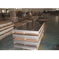 Professional 304 316 Cold Rolled Stainless Steel Plate 3mm - 800mm Diameter Manufactures