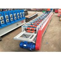 Quality Metal Cold Roll Forming Machines Suitable For 0.3 - 0.8mm Thickness Plate for sale