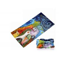 Buy cheap 50*25 CM Multifunctional Tube Seamless Scarf Bandana Supplier (YH-BMH512) from wholesalers