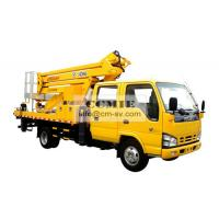 Construction Special Vehicles 23.2m Vehicle Mounted Boom Lift Manufactures