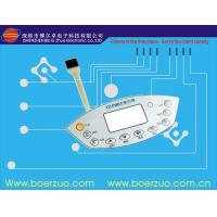 0.8 mm Membrane Touch Switch With Led Window For Measuring Device Manufactures