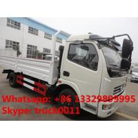 2017s best seller dongfeng LHD/RHD 95hp light duty cargo truck, hot sale dongfeng 3ton-5ton pickup/cargo truck Manufactures