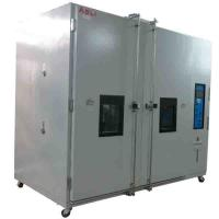 Quality Environment Walk in Stability Test Chamber Tempearture Humidity Heating and for sale