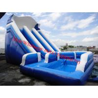 big kahuna inflatable water slide Manufactures