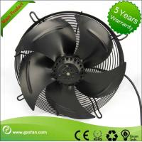 China Equipment Cooling AC Industrial Exhaust Fans With Metal Impeller High Speed on sale
