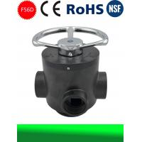 Quality RUNXIN Multi-port Manual Filter Valve Manual Filter Control Valve F56D 10m3/h for sale