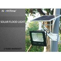 70Ra 24000lm Solar LED Garden Lights 100 Watt With 2 Year Warranty Manufactures