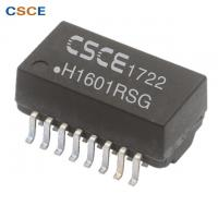 High Frequency / Current Electronic Power Transformer 16 Pin OCL 350uh Min Manufactures
