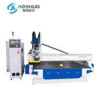 Air Cooling Spindle CNC Wood Carving Machine Engraving 1325 Cnc Machine For Metal Manufactures
