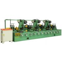 Automated Stainless Steel Pipe Making Machine High Frequency Tube Welding Machine Manufactures