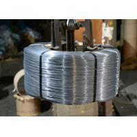 C1045 -1065 Steel High Carbon Wire Rod , Round Cold Drawn Steel Wire Manufactures