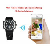 Y32 32GB 720P WIFI IP Spy Watch Camera Wireless Remote CCTV Video Monitor IR Night Vision Home Security Nanny Camera Manufactures