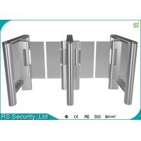 High Security Automatic Stainless Steel Barrier , Swing Gate Barrier Manufactures
