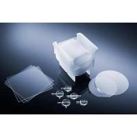 China GE Fused Quartz Plate , Optical Glass Plate 2 Inch And Diameter 100 Mm on sale