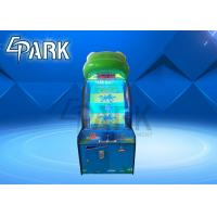 4 Player Coin Operated Fortune Lottery Game Machine with Big Bass Wheel Manufactures